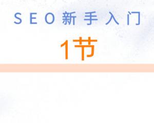 第1节:确认自己是否要走SEO路(SEO职业攻略)