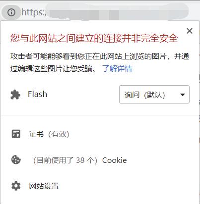 检查网站非HTTPS链接的问题
