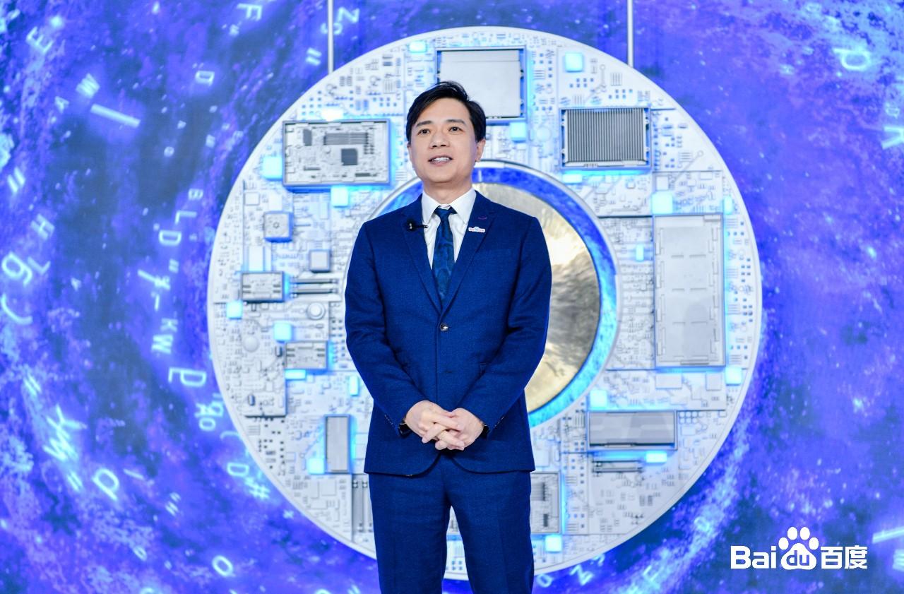 百度董事长兼 CEO 李彦宏